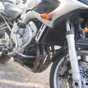 Crash bars for Yamaha fazer fz 600
