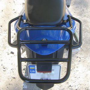 Luggage rack for Suzuki inazuma GW 250(GSR 250)
